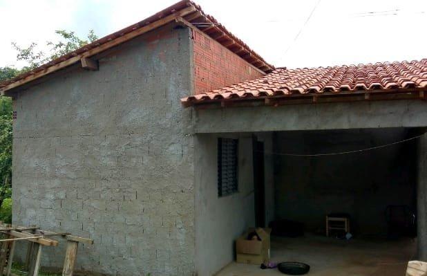 Vendo casa em Nazaria