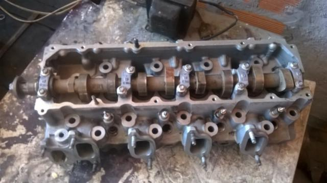 Cabeçote Completo do Motor Toyota 04 Cil 3.0 Turbo HIlux Sw4