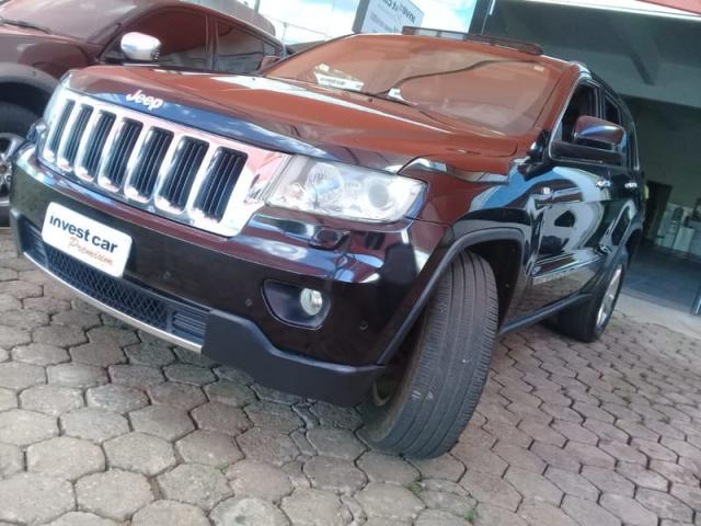 JEEP GRAND CHEROKEE LIMITED 3.6 4X4 V6 AUT. 2012 - Foto 13