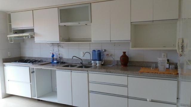 Sobrado 3 quartos, área de lazer completa, aceita permuta apartamento Plano Piloto(-valor) - Foto 7
