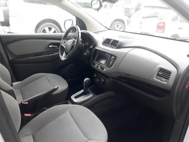 CHEVROLET SPIN 2018/2018 1.8 LTZ 8V FLEX 4P AUTOMÁTICO - Foto 9