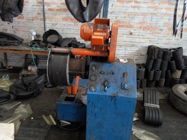 Vendo kit d maquinário para recapagem - Foto 3