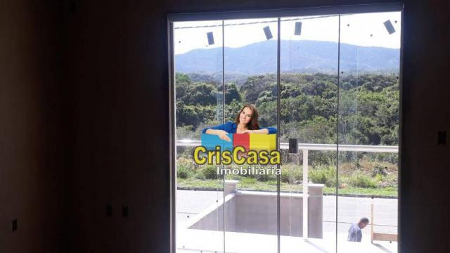 Apartamento com 2 dormitórios à venda, 96 m² por R$ 260.000,00 - Zacarias - Maricá/RJ - Foto 13