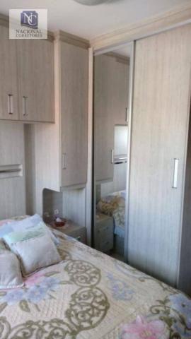 Cobertura com 2 dormitórios à venda, 106 m² por R$ 335.000,00 - Vila Tibiriçá - Santo Andr - Foto 3
