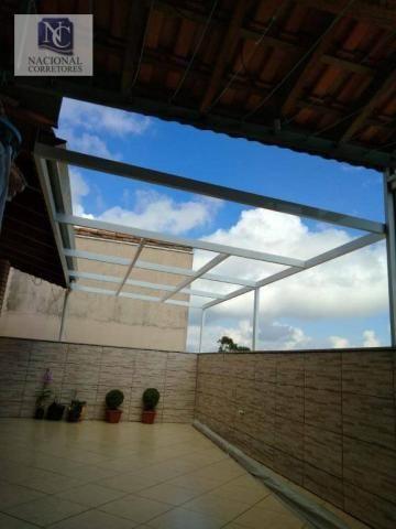 Cobertura com 2 dormitórios à venda, 106 m² por R$ 335.000,00 - Vila Tibiriçá - Santo Andr