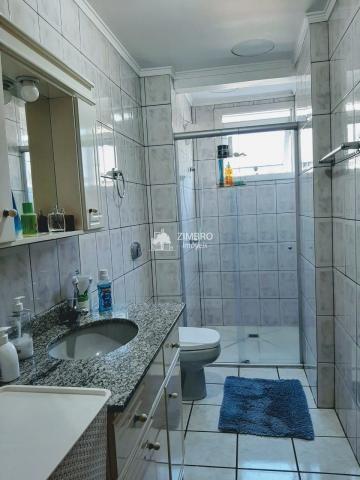 Apartamento 03 dormitórios para venda em Santa Maria no ed Solar Tuiuti no bairro Fátima - Foto 11