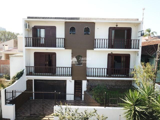 Casa 03 dormitórios para venda em Santa Maria no bairro Itararé com pátio e ok para financ - Foto 10