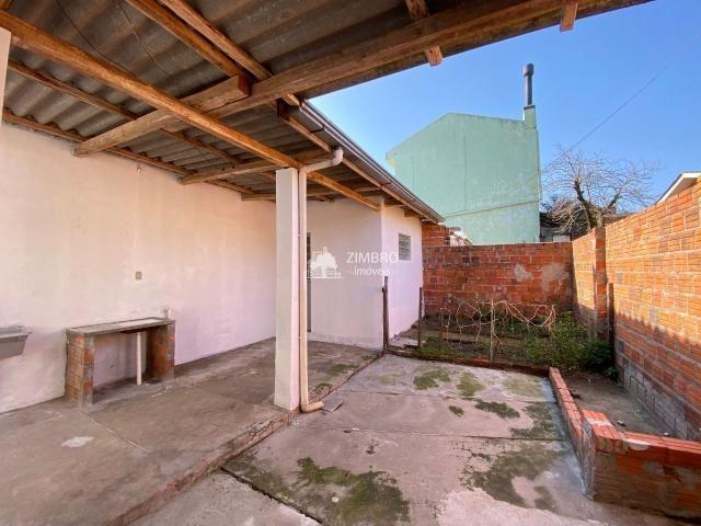 Casa 03 dormitórios para venda em Santa Maria no bairro Itararé com pátio e ok para financ - Foto 9
