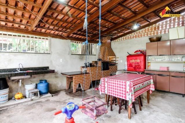Casa residencial à venda, 4 quartos, 3 vagas, nossa senhora das graças - divinópolis/mg - Foto 12