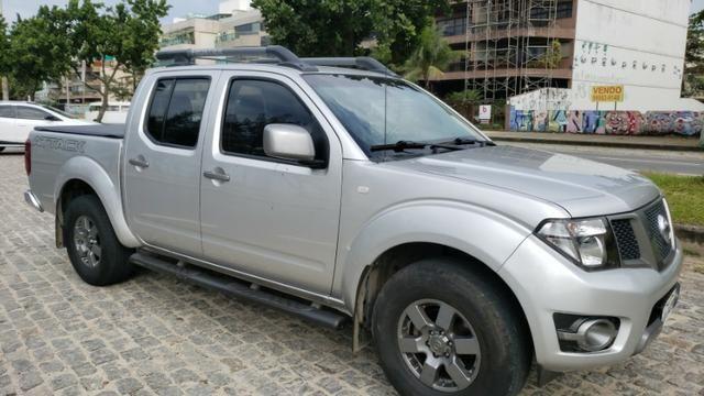 Frontier SV Attack 4x4 Diesel Automática IPVA 2020 Pago