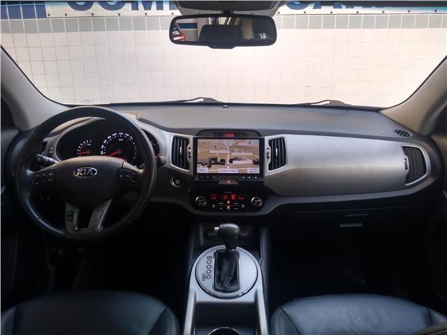 Kia Sportage 2.0 ex 4x2 16v flex 4p automático - Foto 5