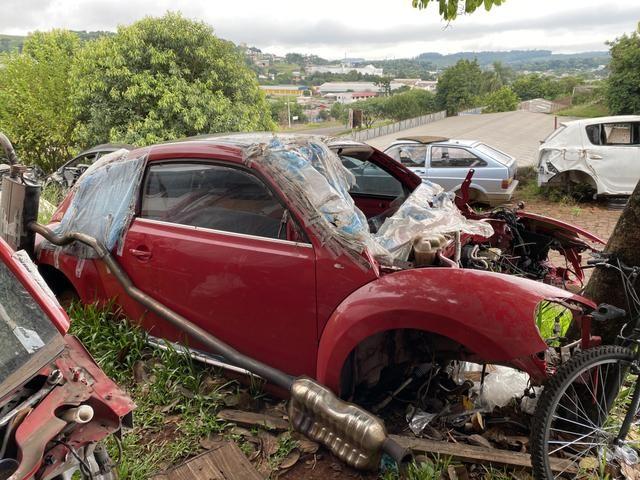 Sucata para retirada de peças- VW Fusca 2014 Tsi - Foto 3