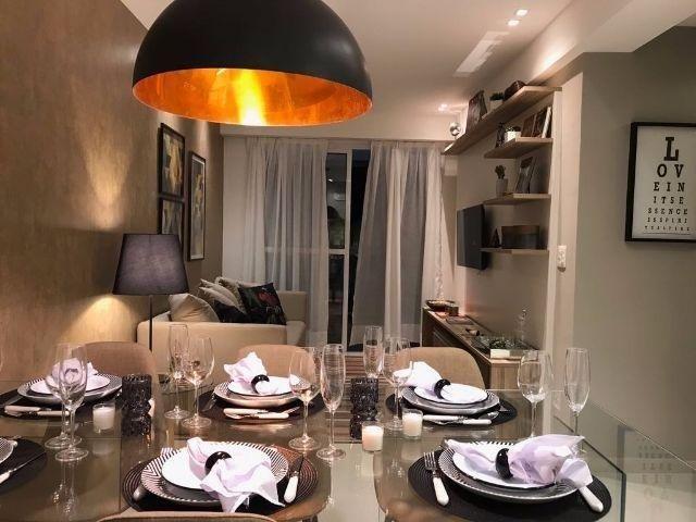 (PR) Apartamento 3 Quartos c/ Suíte em Olaria - Lazer Completo