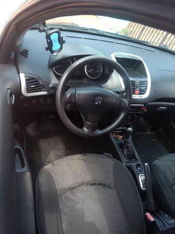 Peugeot 207 IPVA 2020 pago peneu novo completo acc troccs - Foto 4