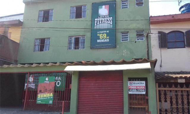 Prédio comercial para locação, 3 andares - ferrazópolis - são bernardo do campo