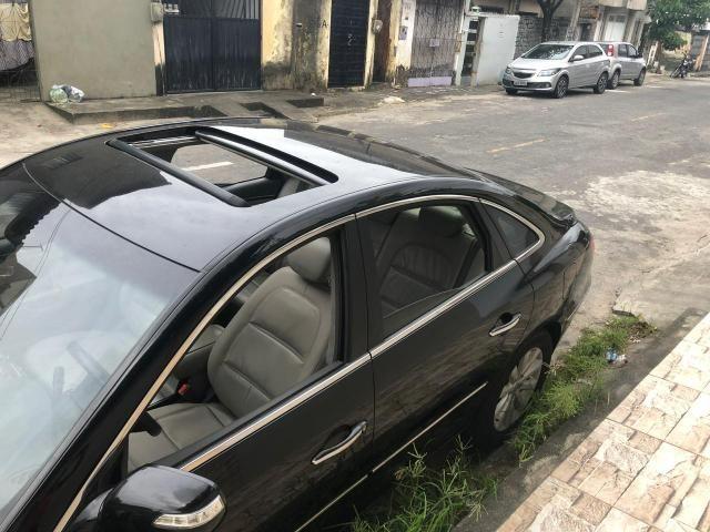 Hyundai Azera preto 08/09