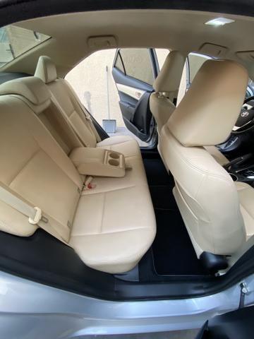 Corolla Altis 2.0 Flex Auto Multi-Drive S Prata 17/18 - Foto 5