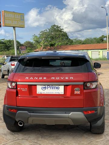 Ranger Rover Evoque 2.2 diesel 4x4 automática Pure Tech 2015/2015 - Foto 8