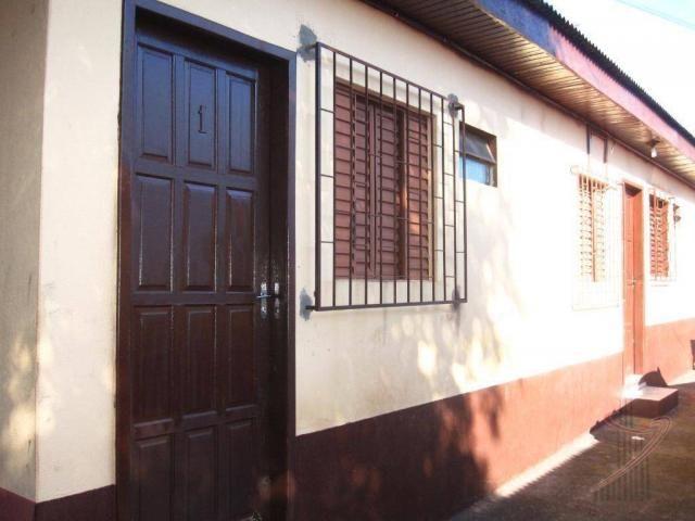 Kitnet com 1 dormitório para alugar, 30 m² por R$ 540,00/mês - Jardim Naipi - Foz do Iguaç - Foto 16