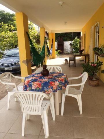 Ótima Casa Mobiliada, 3 Quartos, 15 Vagas, Forte Orange, Itamaracá, Financio, Aceito Carro - Foto 7