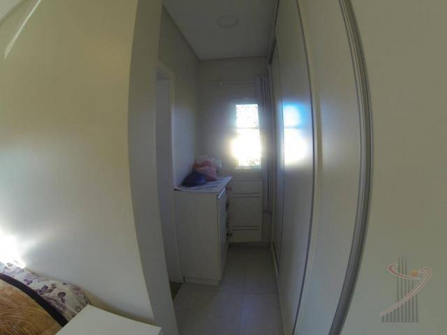 Casa no Cond. Villa Conscientia, com suíte, 2 quartos e quintal ! - Foto 13