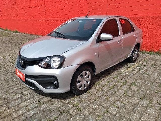 Etios 1.5 X Sedan 2020 Automático