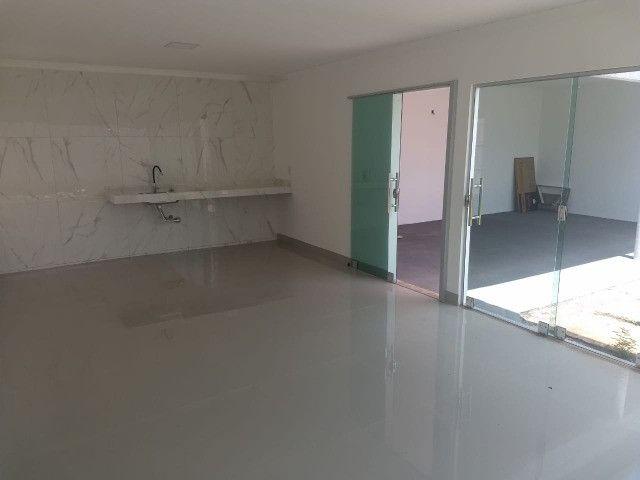 Casa 3 Qts, Porcelanato, Setor Residencial Alice Barbosa
