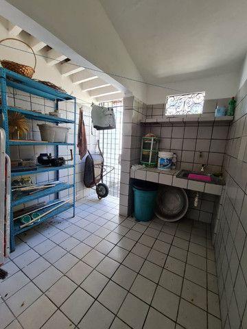 Linda casa terreno esquina 200 metros da praia  Maria farinha paulista - Foto 14