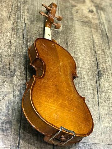 Violino 4/4 Eagle Ve441 Series limitada Caramelo Ccb tampo spruce completo a paz - Foto 6