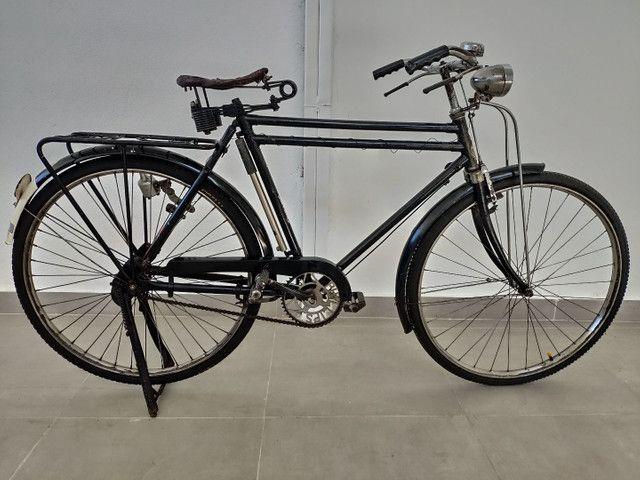 Bicicleta Phillips 1952 toda original - Foto 2