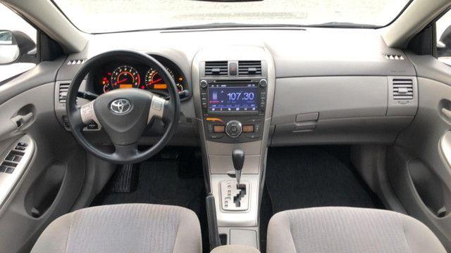 Corolla GLi 1.8 - 2010 - Prata - Foto 7