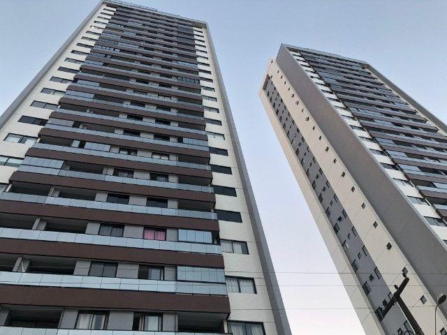 Apartamento com 2 Quartos no Bessa com Área de Lazer Completa - Andar Alto