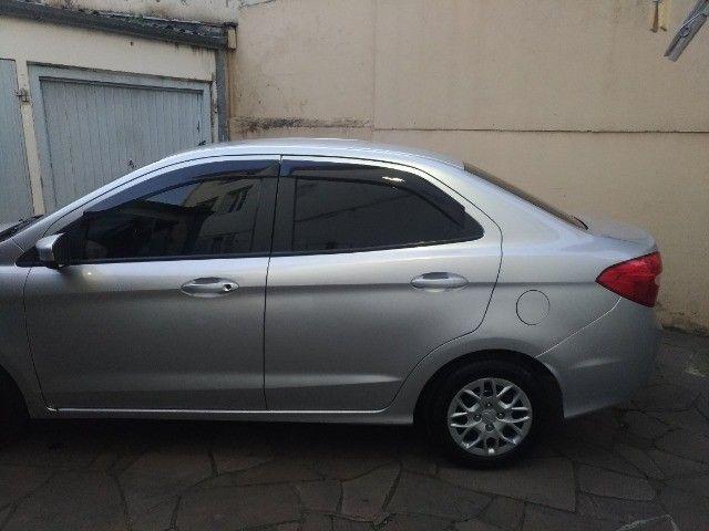 KA Sedan 1.0 2015 - 2º DONO - Foto 11