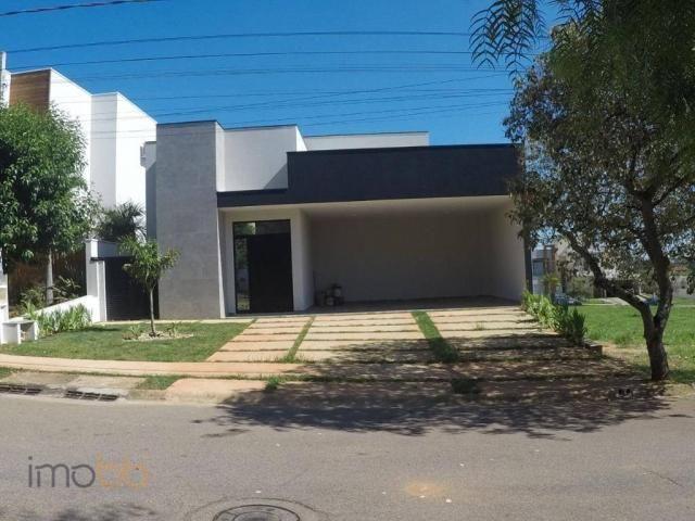 Casa com 3 dormitórios à venda, 168 m² por R$ 835.000 - Condomínio Alto de Itaici - Indaia - Foto 2