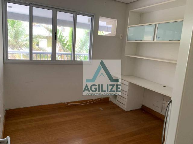 Apartamento com 3 dormitórios à venda, 146 m² por R$ 800.000,00 - Praia do Pecado - Macaé/ - Foto 16