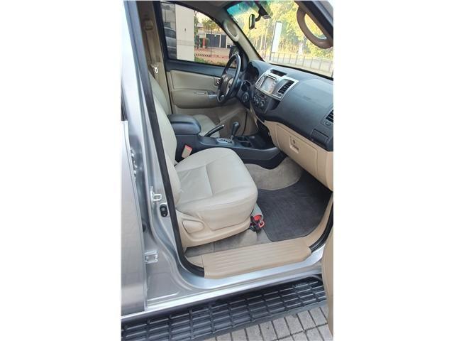 Toyota Hilux sw4 2015 2.7 sr 7 lugares 4x2 16v flex 4p automático - Foto 10