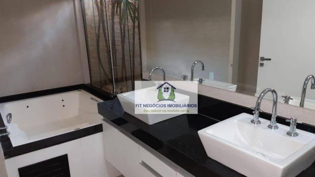 Casa de condomínio para alugar com 4 dormitórios cod:CA2369 - Foto 15