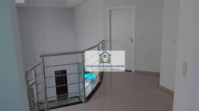 Casa de condomínio para alugar com 4 dormitórios cod:CA2369 - Foto 9