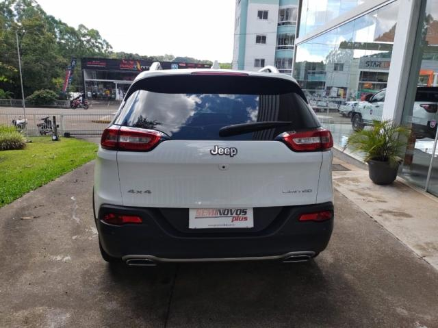 Jeep Cherokee Limited 3.2 Aut - Foto 6