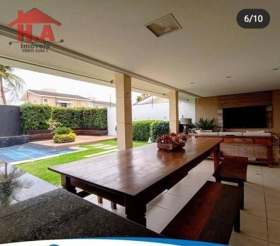 Casa com 3 dormitórios à venda por R$ 799.000 - Coité - Eusébio/CE - Foto 11