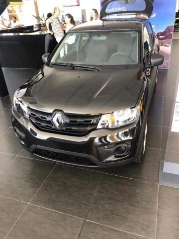 Renault Kwid Kwid Zen 1.0 12v SCe (Flex) - Foto 3