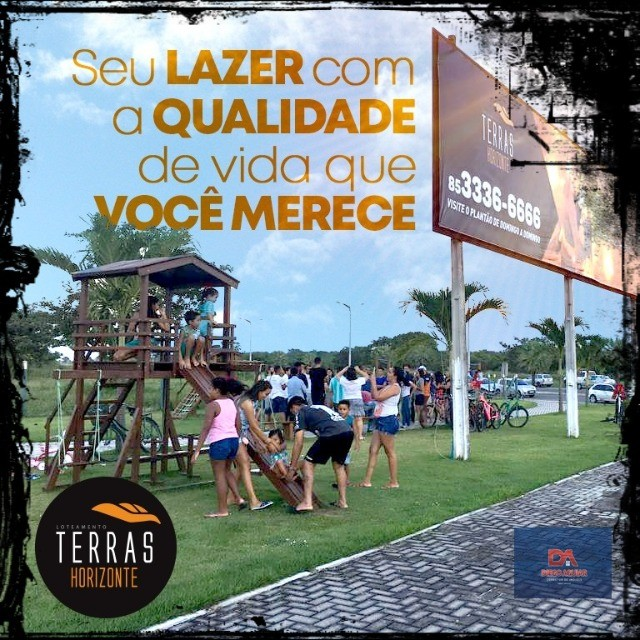 Terras Horizonte - Lotes de 175 m² (7 X 25) $^ - Foto 2