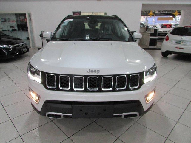 COMPASS 2021/2022 2.0 TD350 TURBO DIESEL LIMITED AT9 - Foto 7