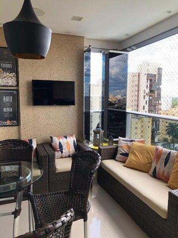 Apartamento no Edificio Cuiabá Central Parque, 3 Quartos sendo 1 Suite. Quilombo  - Foto 16