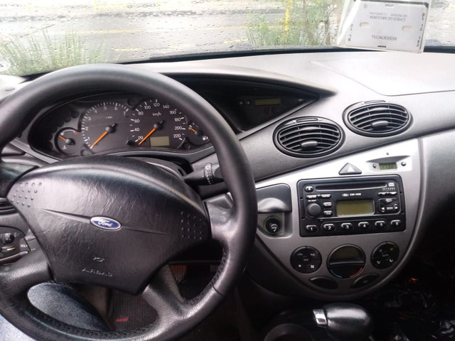 Ford Focus Ghia Preto automático 2003 - Foto 6