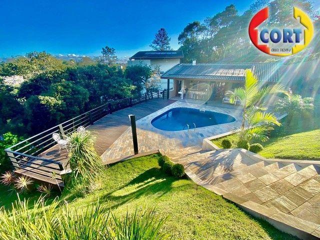 Casa com linda vista panorâmica à venda no condomínio Arujazinho!!! - Foto 2