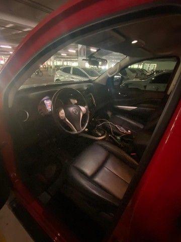 Frontier attac cd 4x4 diesel automatica, na garantia - Foto 6
