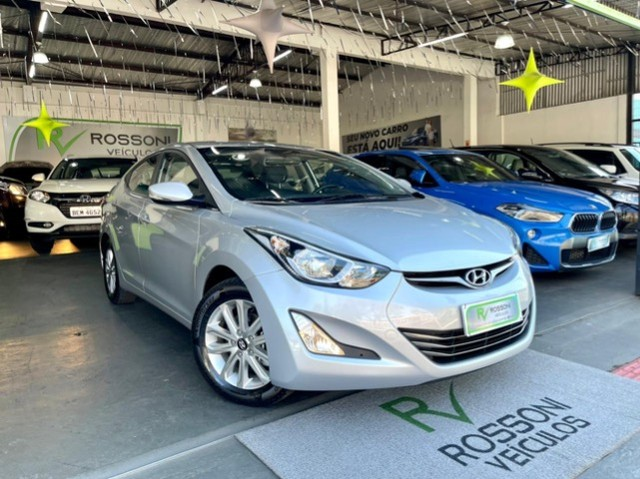Hyundai Elantra 2.0 flex automatico 40 mil km - Foto 3
