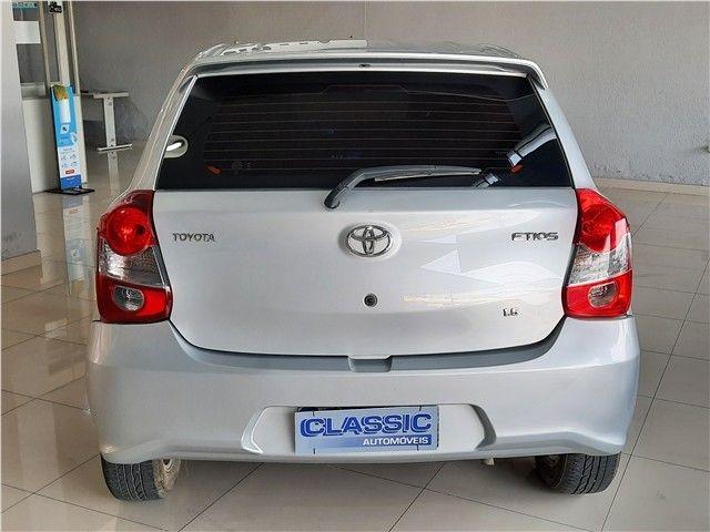 Toyota Etios 2020 1.5 x plus 16v flex 4p automático - Foto 6