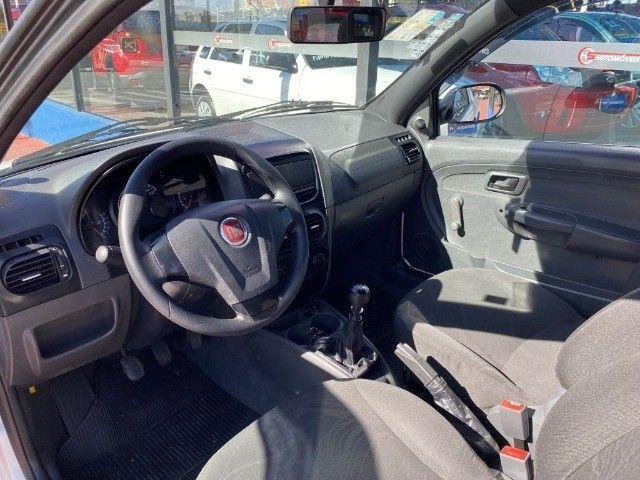 Fiat Strada Working 1.4 Cabine Simples 2018 - Foto 8